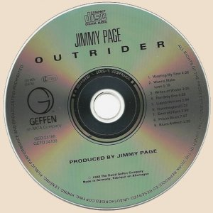 CD - Outrider (1988)