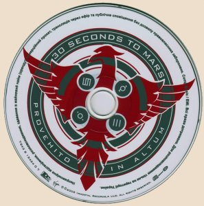 30 Seconds To Mars_CD